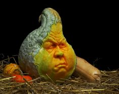 Incredible Carved Pumpkins by Ray Villafane