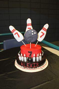 It's Fun 4 Me!: Kids Bowling Birthday Party