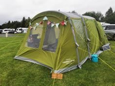 Outwell Earth 3 Tent 2016 Encounter