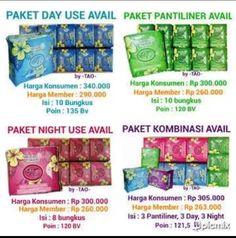 Daftar Harga Paket Avail untuk member dan non member