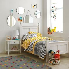9 Cute Kids Rooms with Maximum Style from the Interior Design Discovery Community of www.DecoandBloom.com