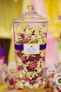 Wishing Stars ~ cute idea for a princess party
