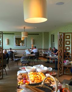 Dormy House Review