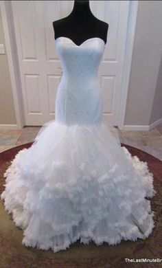 Other Lu Raquel Giselle: buy this dress for a fraction of the salon price on PreOwnedWeddingDresses.com