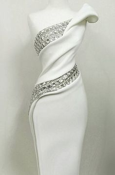 36 Trendy Wedding Reception Dress For Bride Bling Elegant Dresses, Pretty Dresses, Beautiful Dresses, Gorgeous Dress, Elegant White Dress, Beautiful Evening Gowns, Affordable Dresses, Look Fashion, Womens Fashion