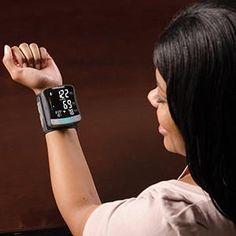 HealthSmart® Premium Series Universal Wrist Digital Blood Pressure Monitor HealthSmart® Premium Series Universal Wrist Digital Blood Pressure Monitor from PRO2