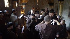 Sigamos orando por las vocaciones. Primeras profesiones religiosas y toma de hábito de nuestros hermanos.