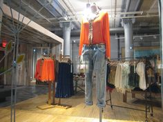 TRF12 ✯NYC✯ Visual Merchandising