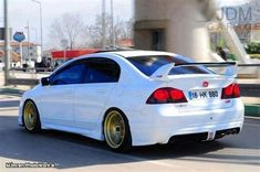 collection Honda Civic with a very luxurious, in 2017 this automotive enthusiasts. In today's world, lovers Modified extremely mad against his favorite vehicle. Honda Civic Es, Honda Civic Hatchback, Cool Sports Cars, Sport Cars, Cool Cars, High Performance Cars, Acura Tsx, Honda Cars, Jdm Cars
