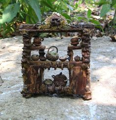 Fae Kitchen Hutch, for a Fae House.