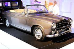 Peugeot 403 Cabriolet - 1960