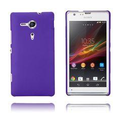 Hard Case (Lilla) Sony Xperia SP Case