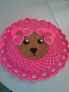 Unicorn Love Afghan Crochet pattern by Kim & Bob L Diy Crochet Basket, Crochet Mat, Crochet Carpet, Crochet Teddy, Crochet Bear Patterns, Crochet Designs, Animal Rug, Crochet Shoulder Bags, Crochet Handbags