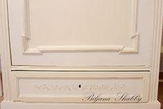 Biljana Shabby Romantic Shabby Chic, Shabby Chic Cottage, Cottage Style, Shabby Chic Furniture, Chalet Style