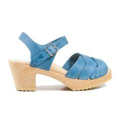 Rio Grande Mid-Capri-35-0-5 Swedish Clogs, Thing 1, Clog Sandals, Rio Grande, Wedges, Heels, Capri, Closet, Women