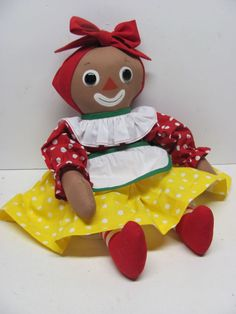 New Handmade Beloved Belindy, Knickerbocker Style #HandmadeKnickerbockerStyle #Dolls