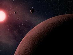 NASA says its planet-hunting telescope has found 10 new planets outside our solar system that are likely the right size and temperature to potentially have life on them.As the Kepler telescope finished its main mission, NASA announced Monday that it. Super Terra, Cosmos, Super Earth, Planetary System, Universe Today, Star System, Alien Worlds, Magnetic Field, Hubble Space Telescope