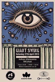 NEXT GIANT SWING - 27TH APRIL 2013