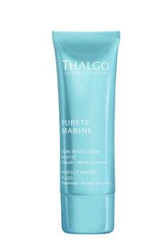 THALGO Pureté Marine:  Mattierendes Fluid  Leichtes Fluid mit Anti-Glanz-Doppelwirkung für einen mattierten Teint