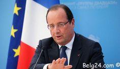 الرئيس الفرنسي يؤكد أن بلاده تعمل مع الجانب الألماني لمحاربة الإرهاب
