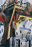 The Eiffel Tower, Robert Delaunay