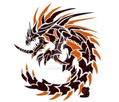 Wooo! Monster Hunter 4: Ultimate's release date in the West is February 13, 2015! Get hype, hunters! Update: This design is on Redbubble now! Check it out here: www.redbubble.com/people/drake…