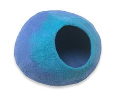 Shop where every purchase helps shelter pets! Walking Palm Cat Cave Blue/Turquoise - from $49.99