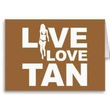 Live, Love #Tan