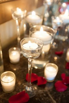 Candle Decor Package | Alpha Prosperity Events | Wedding Planner | Richmond, TX