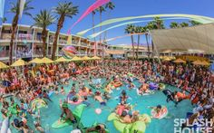 Splash House Returns To Palm Springs This Summer