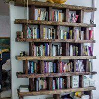 CoastEcoTimber Savaged Wood Library