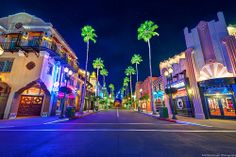 Hollywood Studios, Walt Disney World, Florida - Right up my street, could I just move in here? Disney World Resorts, Disney World Florida, Disney Vacations, Disney Trips, Disney Parks, Walt Disney World, Disney Worlds, Disney Bound, Disney Dream