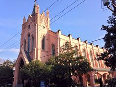 Trinity Episcopal Church, site of 178th Convention of the Episcopal Diocese of Louisiana, 2015 #EDOLA #NOLA #NewOrleans