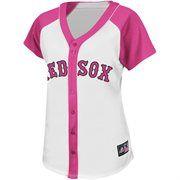 Boston Red Sox Women's Fashion Replica Jersey