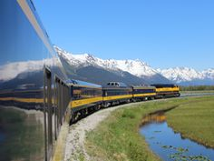 "The Alaska Railroad stretches 470 miles from Seward on the south-central Kenai Peninsula to the northern ""golden heart"" city of Fairbanks. The train travels through some of the most scenic and rugged territory in Alaska, including Denali National Park, Denali State Park, and Chugach National Forest. The Alaska Railroad runs two passenger services during the summer season: the Denali Star between Fairbanks, Denali, Talkeetna and Anchorage, and the Coastal Classic between Anchorage and Seward."