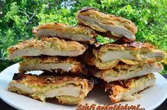 Éhezésmentes Karcsúság Szafival: Csirkemellfilé túrós bundában Sandwiches, Food, Essen, Meals, Paninis, Yemek, Eten