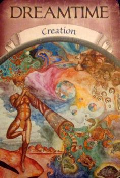 Weekly Card Reading for September 28 through October 4, 2015 has been posted.. Image Dreamtime