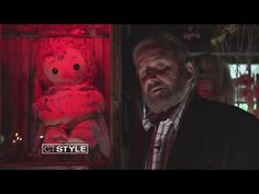 Ryan visits the Annabelle Doll at The Warren's Occult Museum - YouTube