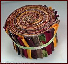 Roses fabric quilting jelly roll