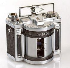 Rare Panon wide angle camera