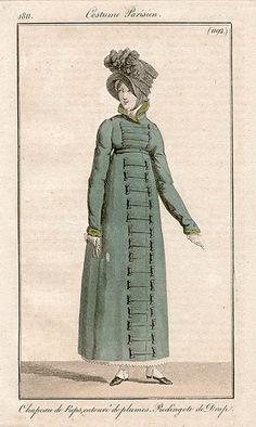 Redingcote. 1811