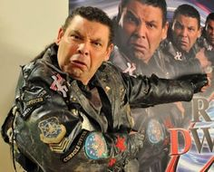 Lister red dwarf costume