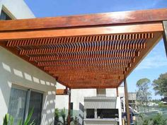 Pergolas - Madera Dura - Instalación Incluída - $ 150,00