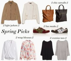 Spring Shopping List http://www.sweetiepiepumpkinnoodle.com/2014/03/my-spring-shopping-list.html