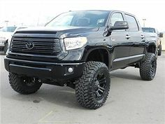 TUNDRA CREW MAX 1794 LIMITED CUSTOM NEW LIFT WHEELS TIRES NAVIGATION ROOF AUTO