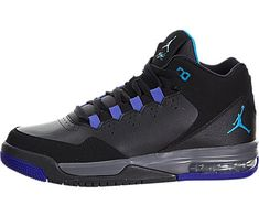 Nike Jordan Kids Jordan Flight Origin 2 BG BlkLgnDarkGryBrght Cncrd Basketball Shoe 65 Kids US >>> Details can be found by clicking on the image. (This is an affiliate link) #FitnessEquipment