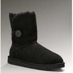 UGG Bailey Button 5803 Boot Black