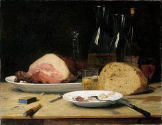Albert Anker, Stillleben, Bern,  Museum of Fine Arts