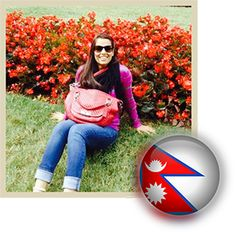 I got to ask Binny a few questions about her journey to the US. She moved half around the globe to be with her husband and is enjoying the hi-tech life. Nepal, This Or That Questions