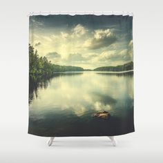 I head for the forest. Shot in Original photography by:<br/> Ulf Härstedt aka. Curtain Ideas, Shower Curtains, Shots, Wanderlust, Tapestry, The Originals, Nature, Photography, Home Decor
